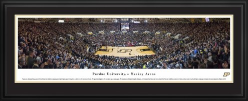 Purdue Boilermakers Basketball Panorama