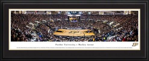 Purdue Boilermakers Basketball Panorama