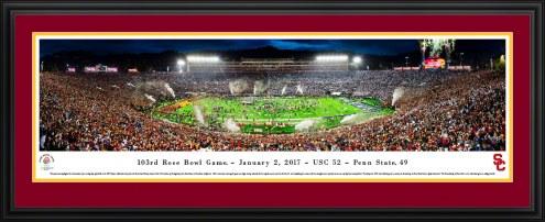 USC Trojans 2017 Rose Bowl Champions Panorama
