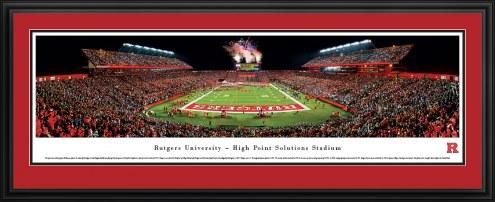 Rutgers Scarlet Knights Stadium Panorama