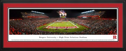 Rutgers Scarlet Knights Stadium Panorama