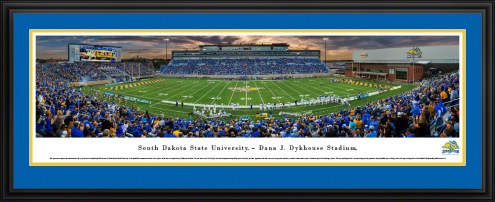 South Dakota State Jackrabbits 50 Yard Line Stadium Panorama