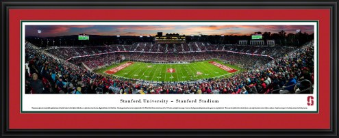 Stanford Cardinal Football Panorama