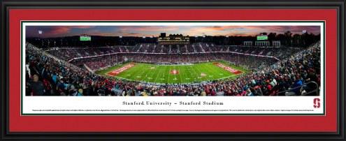 Stanford Cardinal Football Panorama