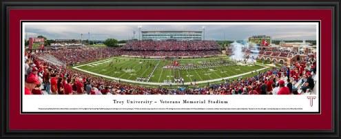 Troy Trojans Football Panorama