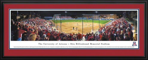 Arizona Wildcats Rita Hillenbrand Memorial Stadium Panorama