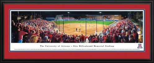 Arizona Wildcats Rita Hillenbrand Memorial Stadium Panorama