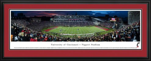 Cincinnati Bearcats 50 Yard Line Stadium Panorama