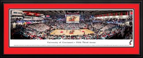 Cincinnati Bearcats Basketball Panorama