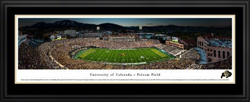 Colorado Buffaloes 50 Yard Line Stadium Panorama