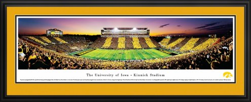 Iowa Hawkeyes Stadium Panorama