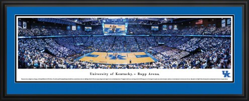 Kentucky Wildcats 50 Yard Line Stadium Panorama