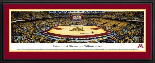 Minnesota Golden Gophers Basketball Panorama