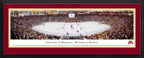 Minnesota Golden Gophers Hockey Panorama