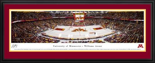 Minnesota Golden Gophers Women's Basketball Panorama