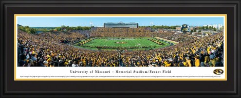 Missouri Tigers Football Panorama