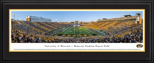 Missouri Tigers Stadium Panorama