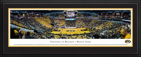 Missouri Tigers Basketball Panorama