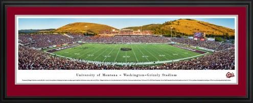 Montana Grizzlies Stadium Panorama