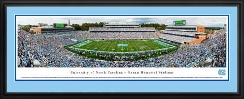 North Carolina Tar Heels Football Panorama