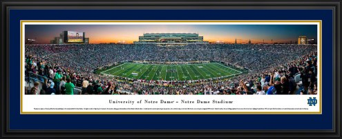 Notre Dame Fighting Irish Football Panorama