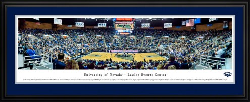 Nevada Wolf Pack Basketball Panorama