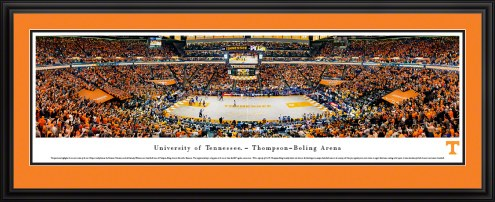 Tennessee Volunteers Basketball Panorama