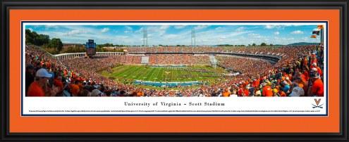 Virginia Cavaliers Stadium Panorama