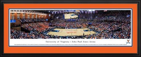 Virginia Cavaliers Basketball Panorama