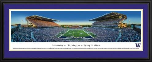Washington Huskies Stadium Panorama