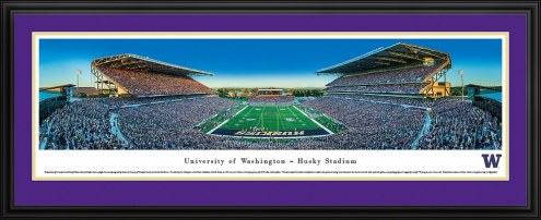 Washington Huskies Stadium Panorama