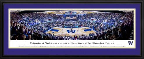 Washington Huskies Basketball Panorama