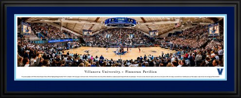 Villanova Wildcats 1st at Finneran Basketball Panorama