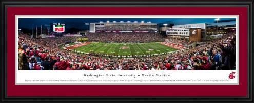 Washington State Cougars 50 Yard Line Stadium Panorama