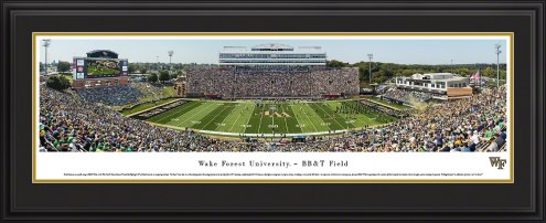 Wake Forest Demon Deacons Football Panorama