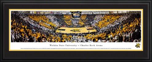 Wichita State Shockers Basketball Panorama