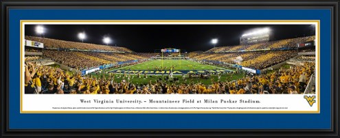 West Virginia Mountaineers Football Panorama