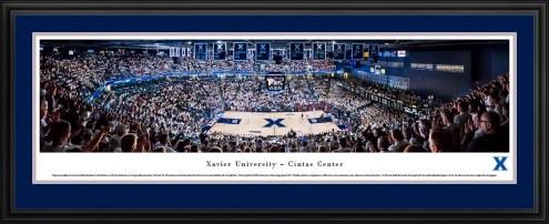 Xavier Musketeers Basketball Panorama