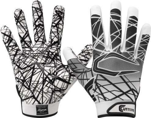 Cutters Game Day Football Adult Receiver Gloves