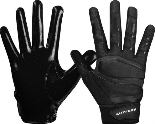 Cutters Rev Pro 3.0 Solid Adult Football Receiver Gloves