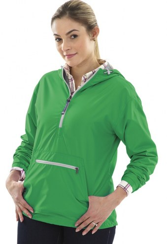 Charles River Women's Chatham Anorak Pullover