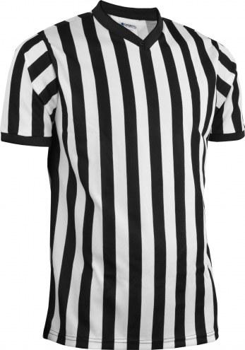 Sports Unlimited V-Neck Adult Referee Jersey