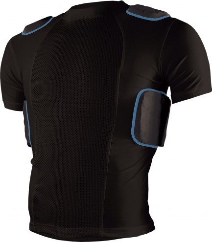 Sports Unlimited Youth 5 Pad Protective Football Shirt 2.0