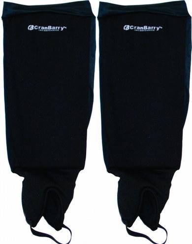 CranBarry Deluxe Youth Field Hockey Shin Guards