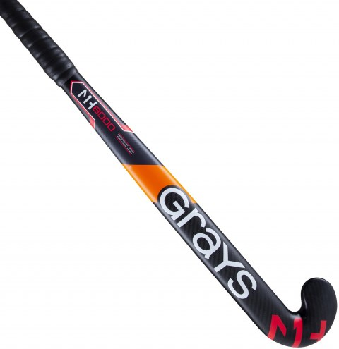 Grays GK8000 MH Ultrabow Goalie Field Hockey Stick