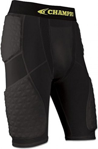 Champro Adult Tri-Flex Padded Shorts