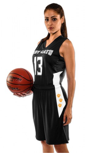 163f52a2fd55 Champro Block Women s Custom Basketball Uniform