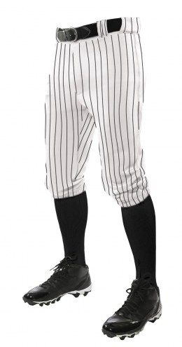 Champro Triple Crown Pinstripe Knicker Youth Baseball Pants