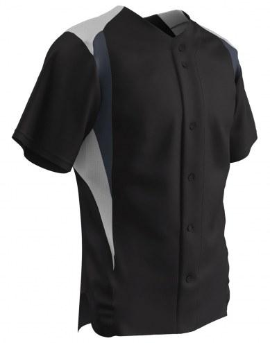 Champro Bullpen Full Button Adult Custom Baseball Jersey