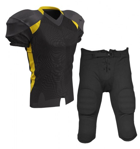 Champro Huddle Youth Custom Football Uniform with Integrated Football Pants